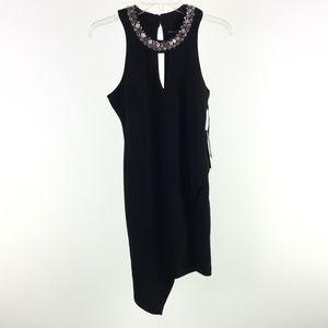 AS U WISH Black Dress D8517115